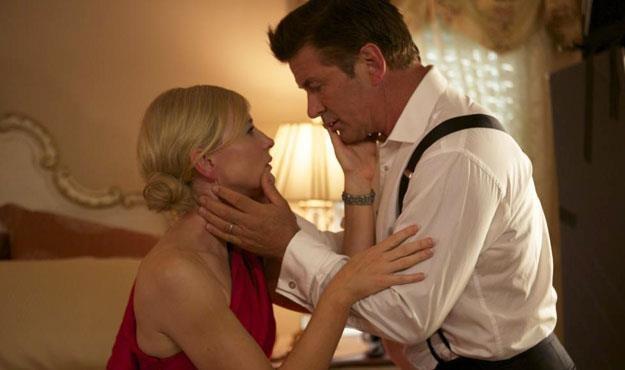 """Cate Blanchett i Alec Baldwin w filmie """"Blue Jasmine"""" /materiały dystrybutora"""