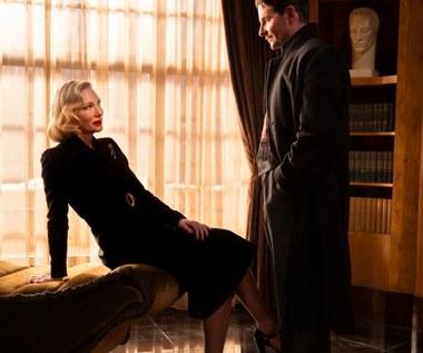 """Cate Blanchett i Bradley Cooper w """"Zaułku koszmarów"""" Guillermo del Toro"""
