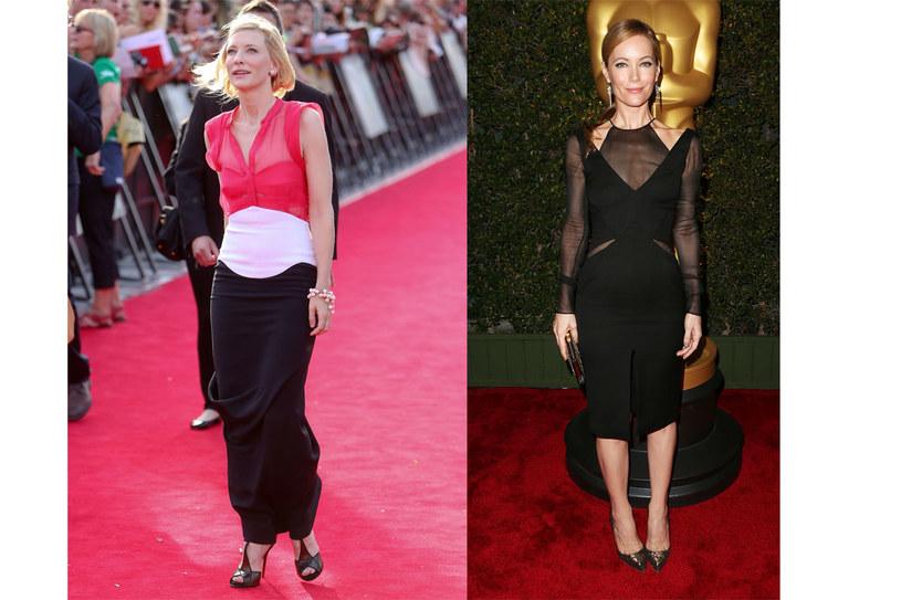 cate Blanchett i Leslie Mann /Getty Images/Flash Press Media