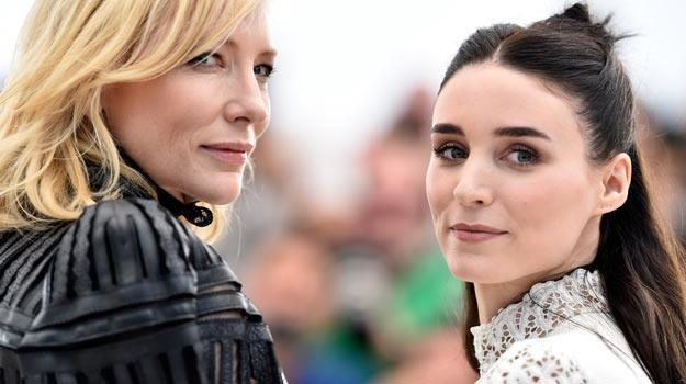 Cate Blanchett i Rooney Mara na festiwalu w Cannes - fot. Pascal Le Segretain /Getty Images