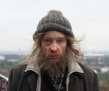 Cate Blanchett jako bezdomny