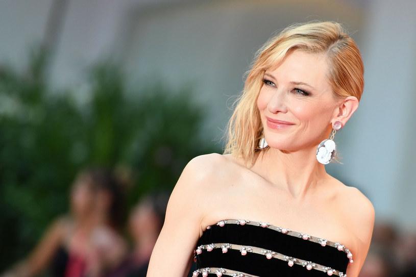 Cate Blanchett kończy 52 lata /ALBERTO PIZZOLI /East News