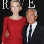 Cate Blanchett twarzą perfum Armaniego