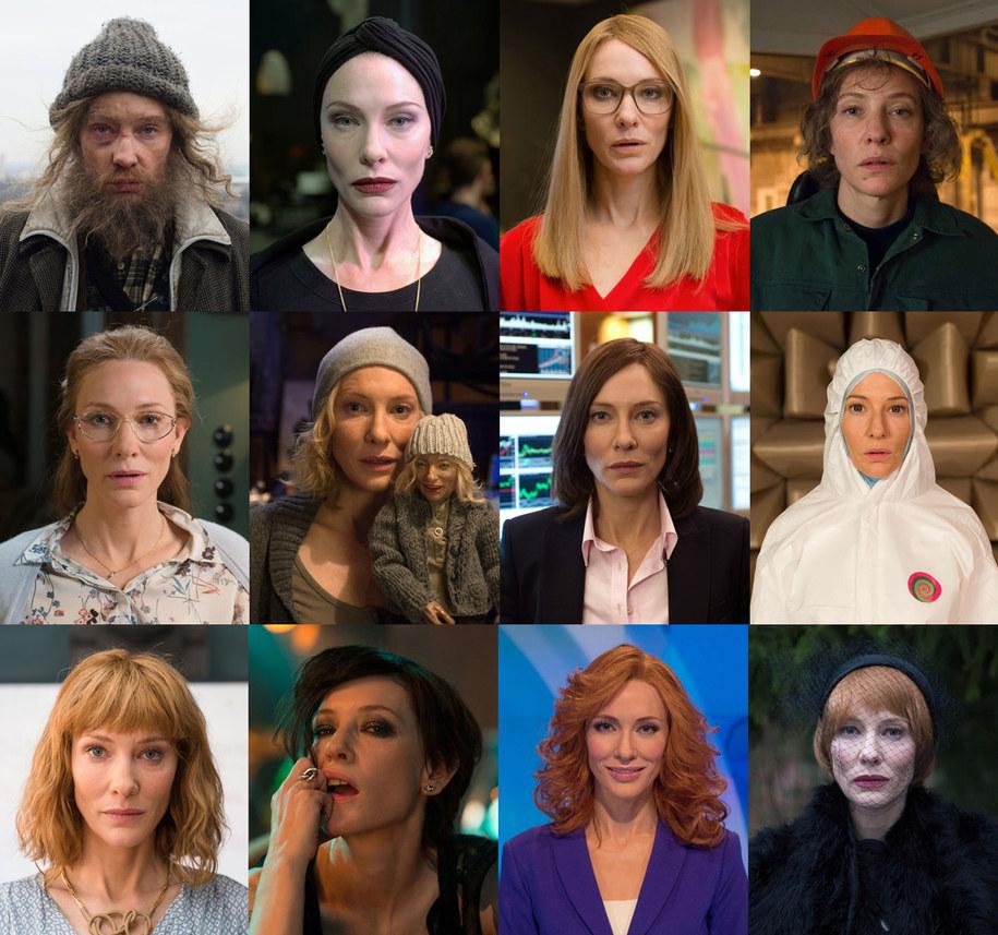 Cate Blanchett wciela się w 13 różnych postac /Gutek Film /