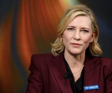 Cate Blanchett wyróżniona na Światowym Forum Ekonomicznym w Davos