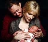Cate Blanchett z mężem i synem /INTERIA.PL