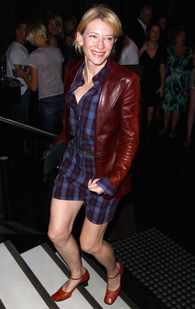 Cate Blanchett /Ryan Pierse /Getty Images