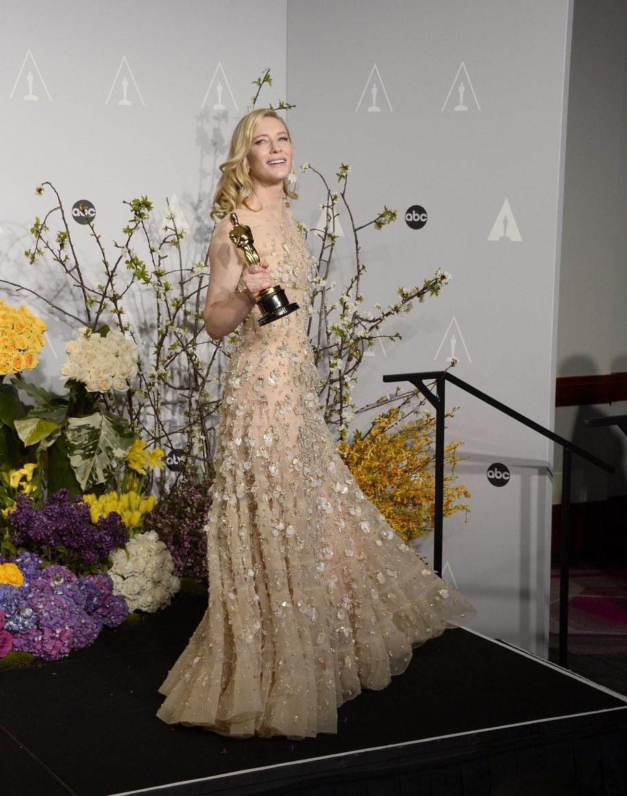 Cate Blanchett /PAUL BUCK  /PAP/EPA