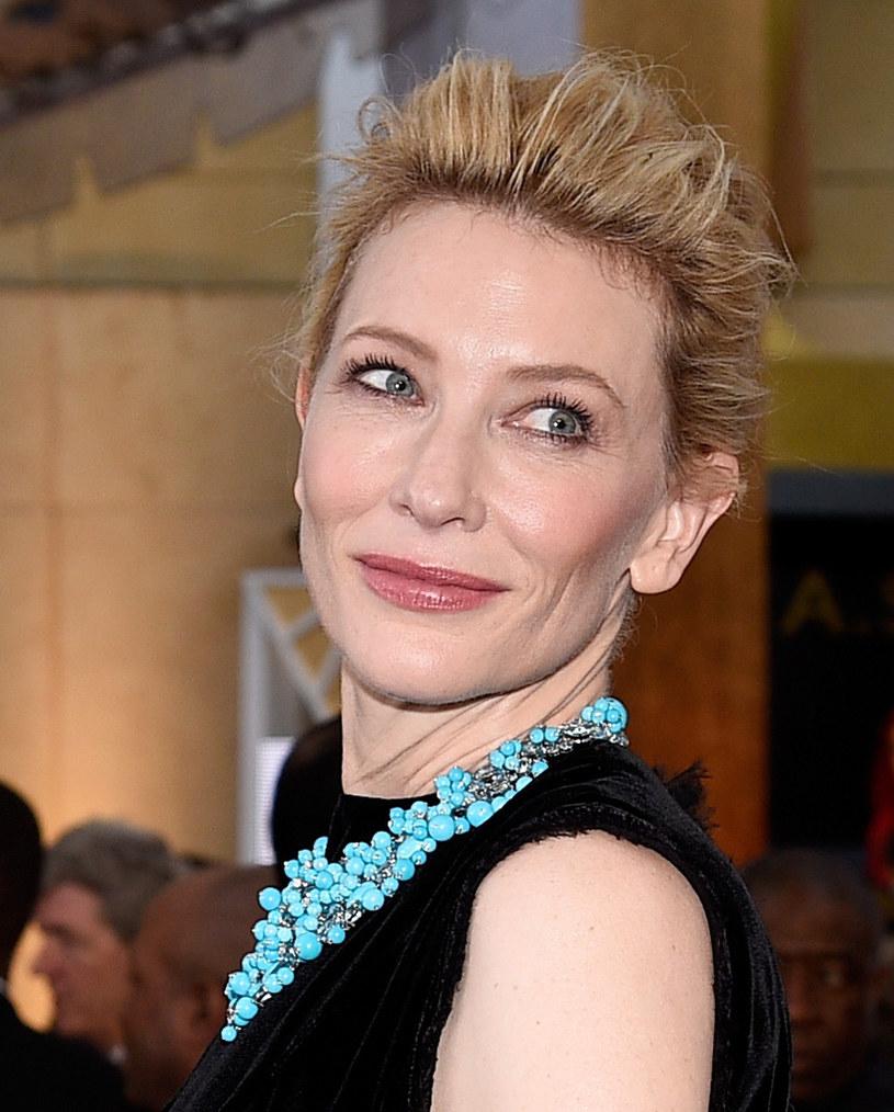 Cate Blanchett /Kevork Djansezian /Getty Images