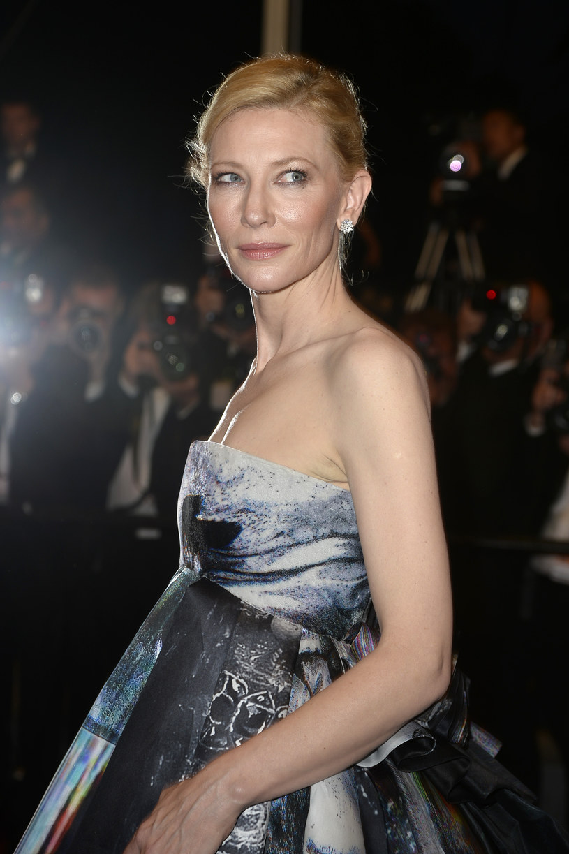 Cate Blanchett /Pascal Le Segretain /Getty Images