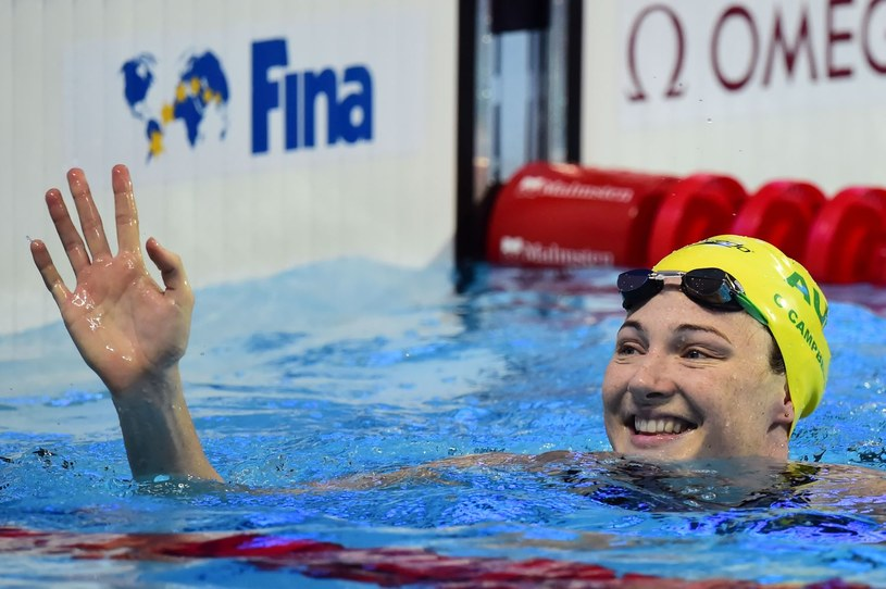 Cate Campbell /AFP