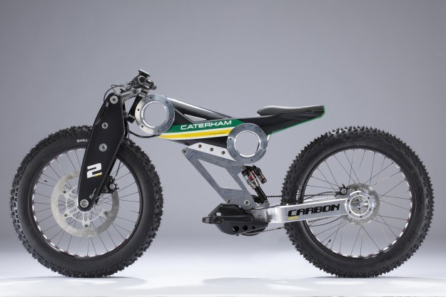 Caterham Carbon E-Bike /
