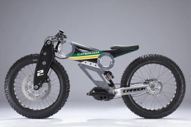 Caterham Carbon E-Bike /