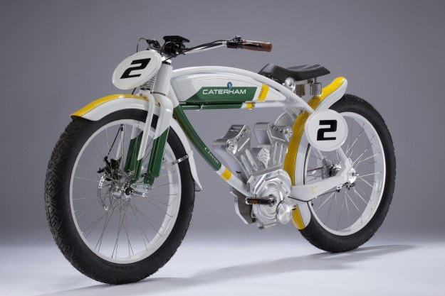 Caterham Classic E-Bike /