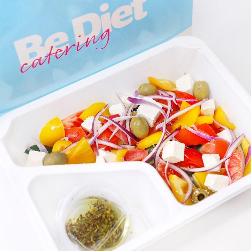 Catering dietetyczny może wesprzeć w zapobieganiu cukrzycy /materiały promocyjne