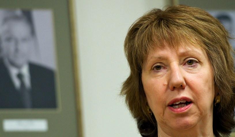 Catherine Ashton /AFP