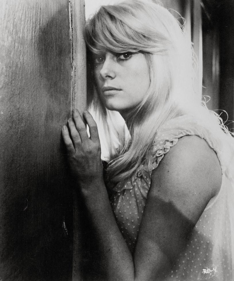"""Catherine Deneuve w filmie """"Wstręt"""" (1965) /Album Online /East News"""