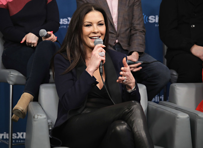 Catherine Zeta-Jones /Cindy Ord /Getty Images