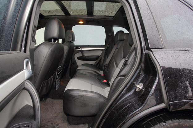 cayenne fotele /Motor