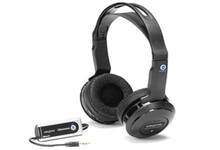 CB2530 Wireless Headphones /materiały prasowe