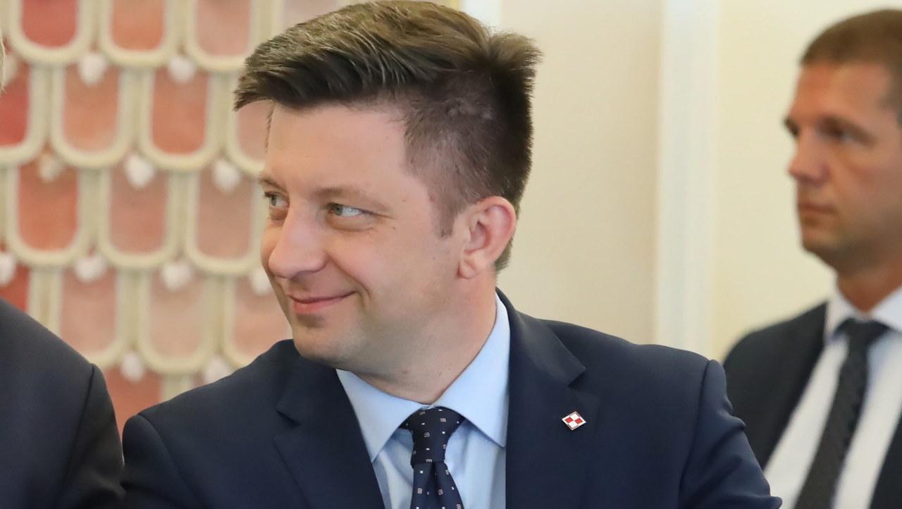 CBA analizuje oświadczenia majątkowe Michała Dworczyka