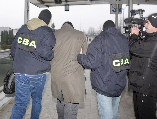 CBA rozbiło zorganizowaną grupę przestępczą, zajmującą się praniem brudnych pieniędzy. Zdjęcie ilustracyjne /Andrzej Grygiel /PAP
