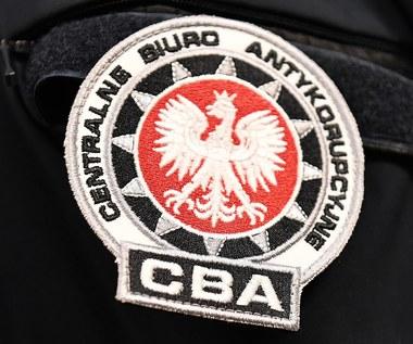 CBA zatrzymało 4 osoby, m.in. byłego ministra sprawiedliwości