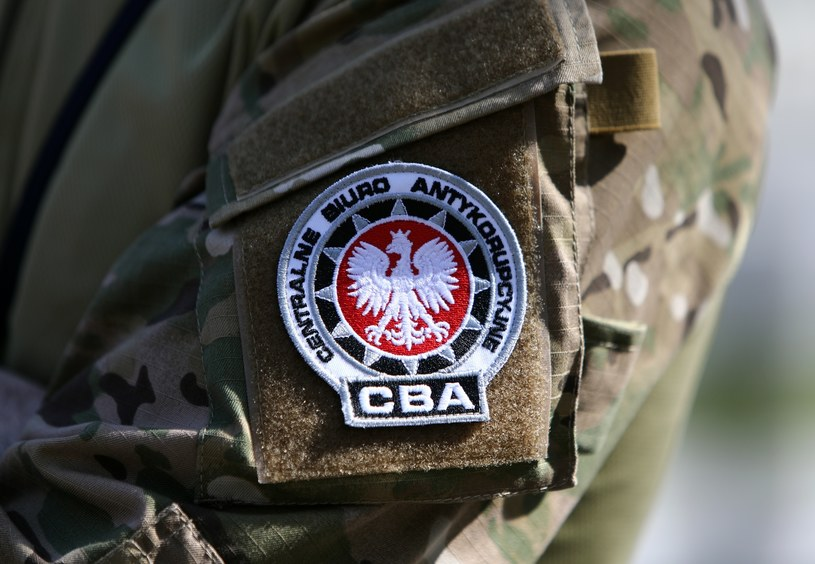 CBA; zdjęcie ilustracyjne /STANISLAW KOWALCZUK /East News