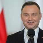 CBOS: Andrzej Duda liderem rankingu zaufania, Grzegorz Schetyna - nieufności