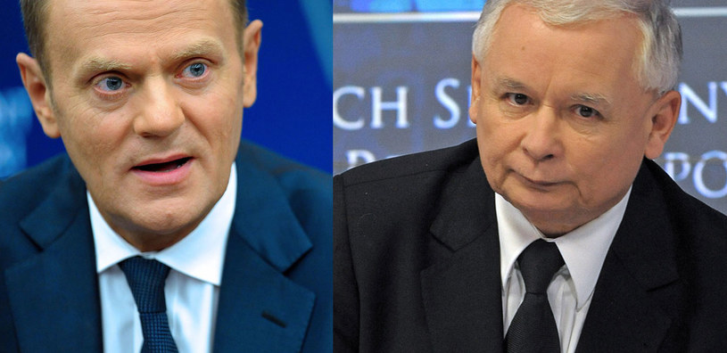 CBOS: PiS traci, PO na pozycji lidera. /AFP