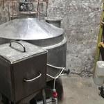CBŚP zlikwidowało ukryte laboratorium amfetaminy