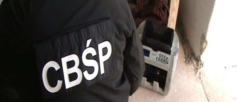 CBŚP znalazło pociski w lesie /Policja