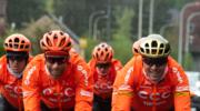 CCC z rozmachem wspiera kolarstwo