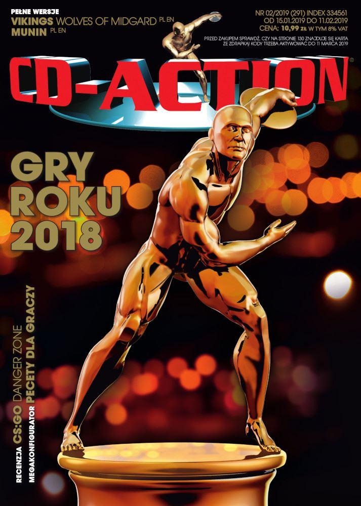 CD-Action 02/2019 /materiały prasowe