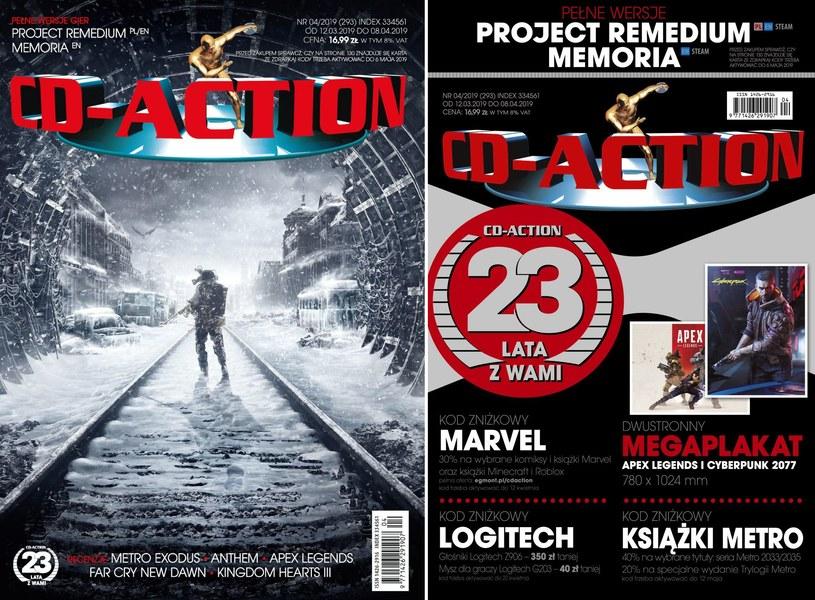 CD-Action 04/2019 /materiały prasowe