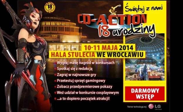 CD-Action /INTERIA.PL