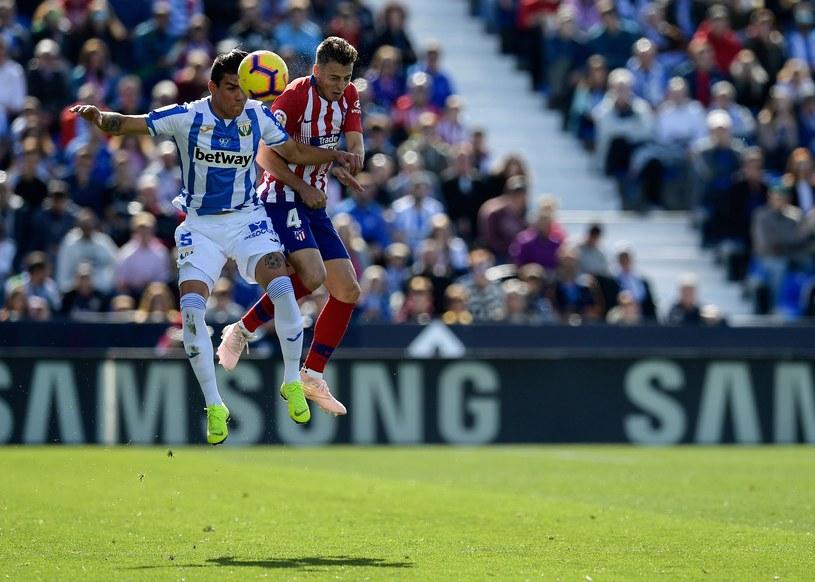 CD Leganes - Atletico Madryt /AFP