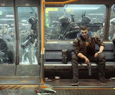 CD Projekt RED prezentuje bronie i przeszłość naszego bohatera w Cyberpunk 2077