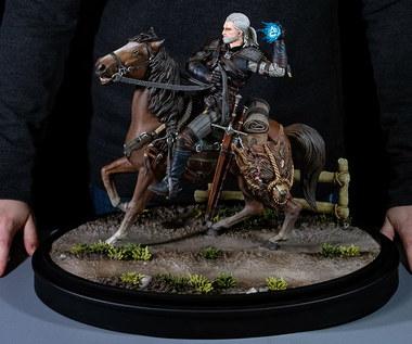 CD Projekt RED prezentuje figurkę Geralta za... ponad 1100 zł