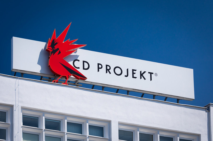 CD Projekt /ARKADIUSZ ZIOLEK /East News