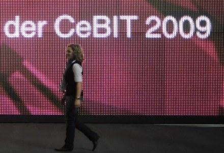 CeBIT 2009 czas rozpocząć /AFP