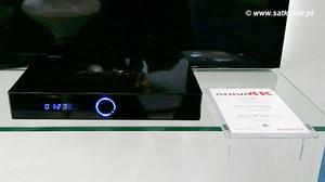 CeBIT 2016: Ferguson Ariva 4K i FBOX 4K