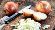 Cebula – warzywo o właściwościach dezynfekujących