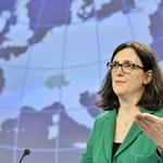 Cecilia Malmstroem, komisarz UE: 5 milionów miejsc pracy w Unii zależy od rynku USA