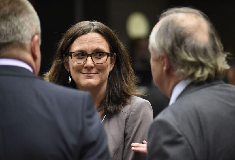 Cecilia Malmstroem /AFP