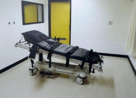 Cela śmierci w więzieniu w Jackson, Georgia, USA /Getty Images/Flash Press Media