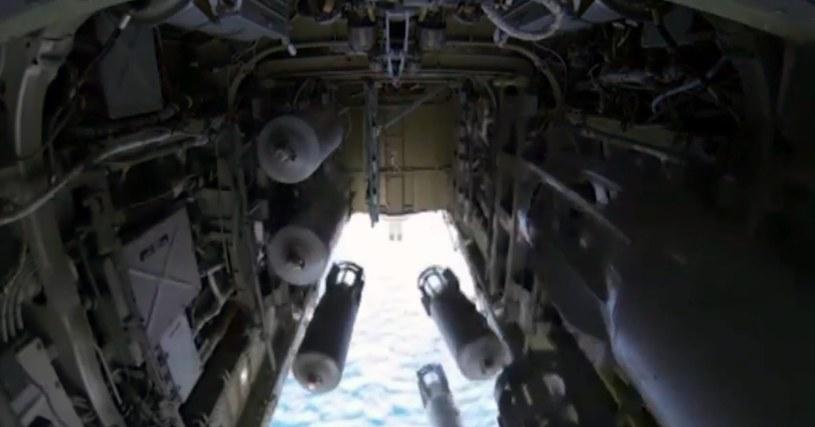 Cele ISIS bombardują m.in. Stany Zjednoczone, Francja i Rosja /PAP/EPA