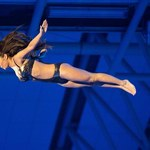 """Celebrity Splash!"": Misheel Jargalsaikhan skacze z 10 metrów"