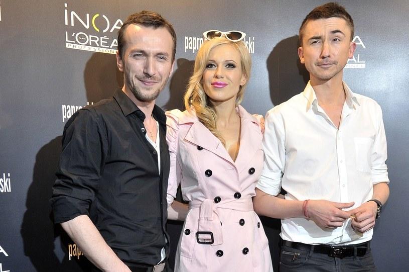 Celebrytki, aktorki, piosenkarki są też po prostu kobietami, i sam fakt, że chętnie noszą nasze stroje, czują się w nich pięknie i wyjątkowo, jest dla nas nobilitujący - mówią /Jacek Kurnikowski /AKPA