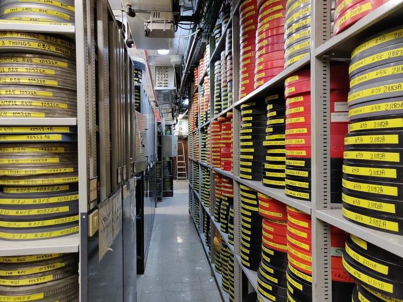 Celem archiwum jest nie tylko gromadzenie zbiorów. Jego pracownicy chcą zachować je w jak najlepszej formie dla przyszłych pokoleń /materiały prasowe